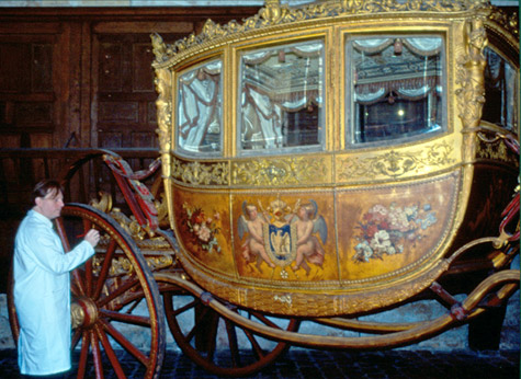 Carriage Conservation